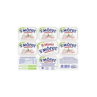 St Moret nature 9 portions...