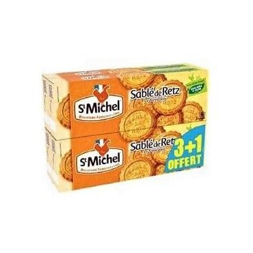 St Michel biscuits sablé à...