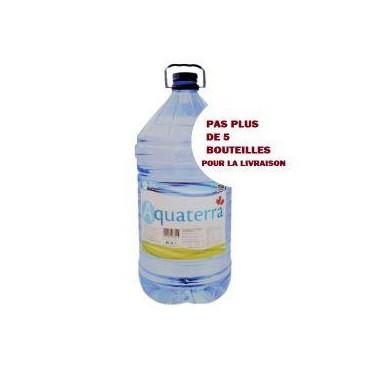 Aquaterra eau minérale...