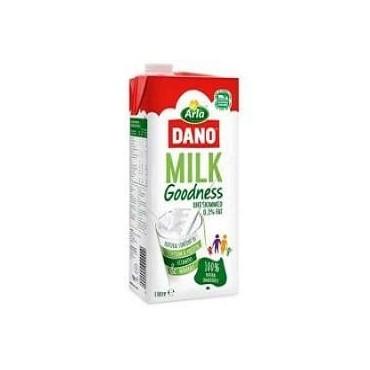 Dano lait liquide écrémé...