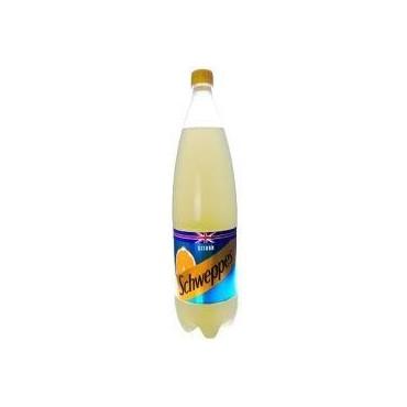 Schweppes citron pet 1L