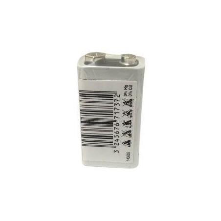 Auchan piles alcalines 6LR61-9V x1 piles