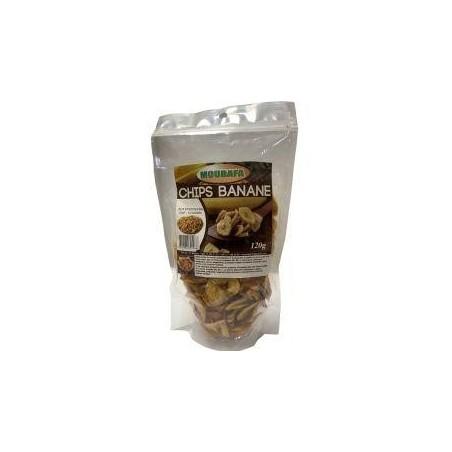 Mourafa chips banane sachet 120g
