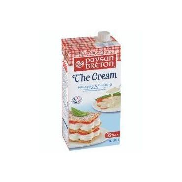 Paysan Breton crème liquide...
