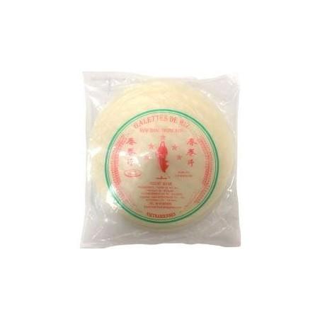 Banh Trang galettes de riz vietnamiennes diamètre 18cm 454g