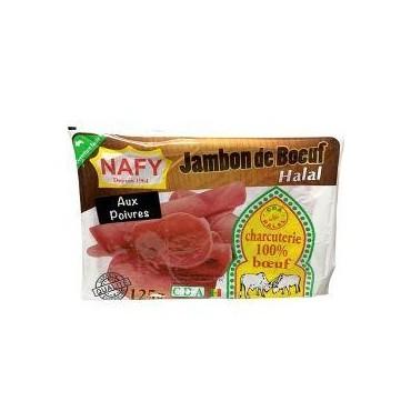 Nafy jambon de boeuf aux...