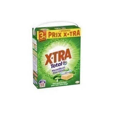 X-TRA Total + lessive en...