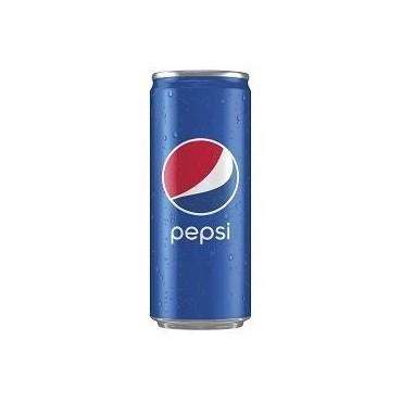 Pepsi cola canette 33cl