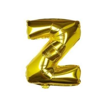 Ballon en lettre gonflable Z
