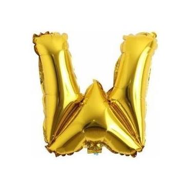 Ballon en lettre gonflable W