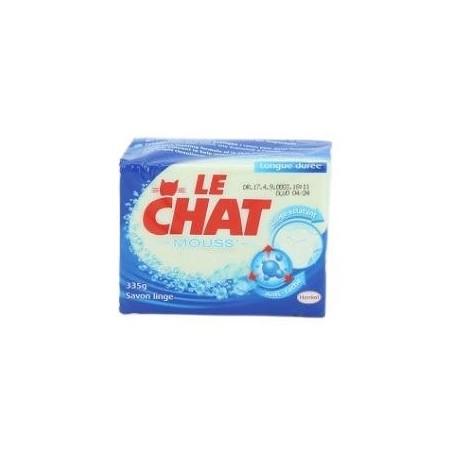 Le Chat savon mouss 335g