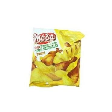 Moda chips poulet 18g