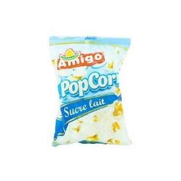 Amigo popcorn sucre lait 18g
