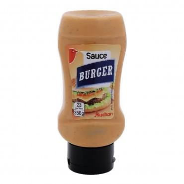 Auchan sauce burger 350g