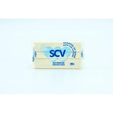 SCV savon multi-usages 125g