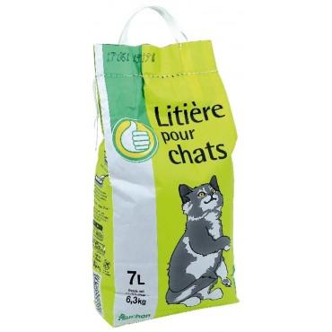 Pouce Litiere pour chats 7L