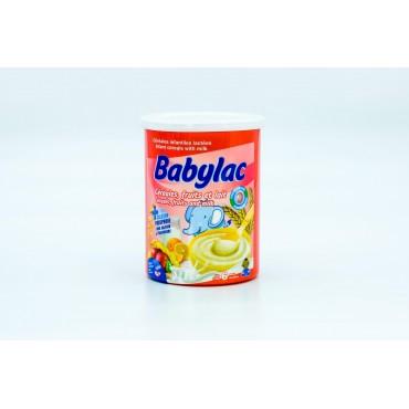 Babylac 3 fruits/lait pot 300g