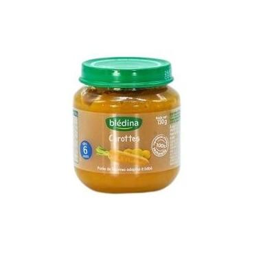 Blédina pot carotte 130g