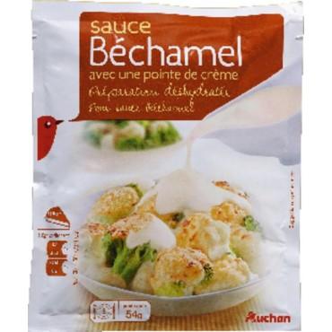 Auchan sauce béchamel...