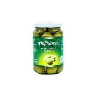 Hojiblanca olives vertes...