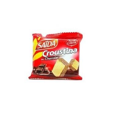 BISCUIT CROUSTI CHOC SAIDA 33G