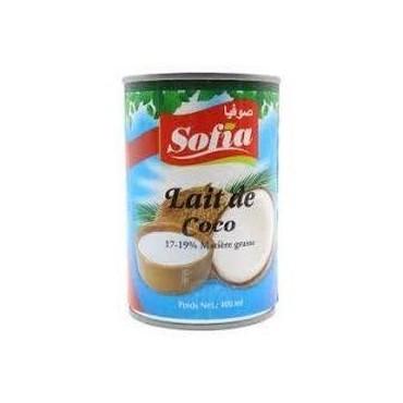 Sofia lait de coco 400ml
