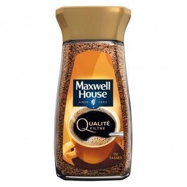 Maxwell House café soluble...