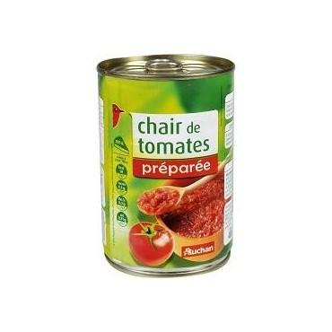 Auchan chair de tomates...