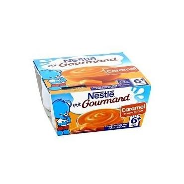 P'tit Gourmand caramel dès...