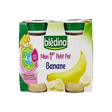 Blédina pot banane 2x130g