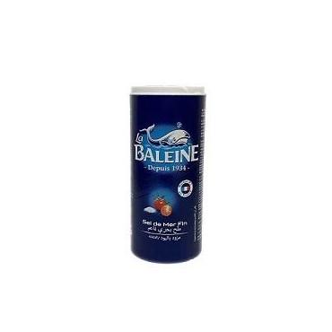 La Baleine sel de table 600g