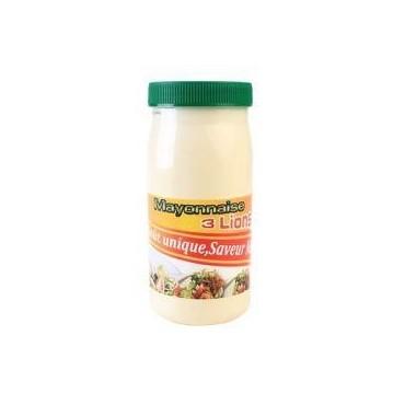 3 Lions mayonnaise nature 1kg