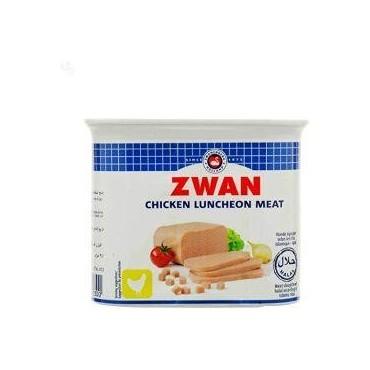 Zwan luncheon poulet 340g