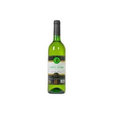 Carte Noire vin blanc 75cl