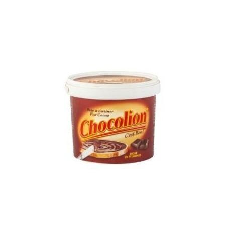 Chocolion pâte à tartiner chocolat noir 400g