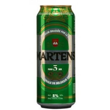 Martens pils bière 50CL