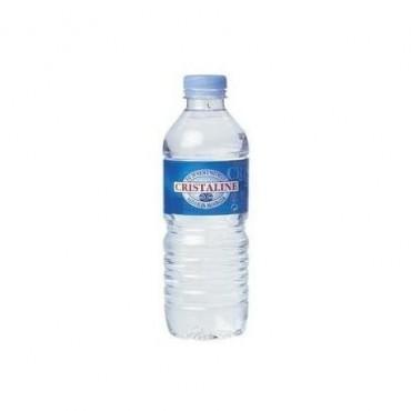 Cristaline eau minérale 50cl