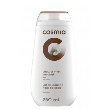 Cosmia lait de douche noix...
