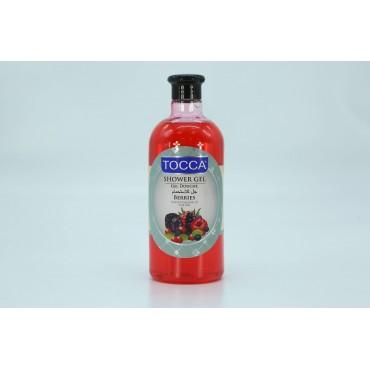 Tocca gel douche berries 750ml