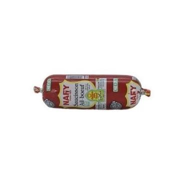 CDA saucisson ail bœuf 200g