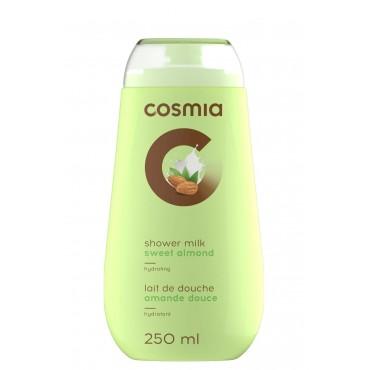 Cosmia lait de douche...