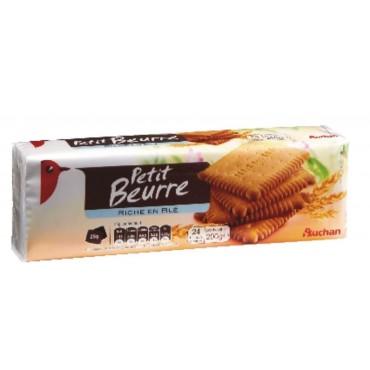 Auchan petit beurre x24