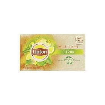 Lipton Thé Citron x25