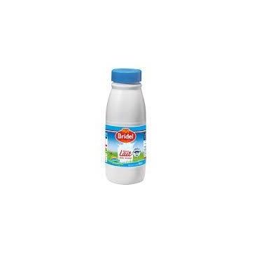 Bridel lait 1/2 écrémé 25cl
