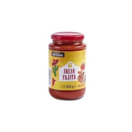 Auchan sauce Fajitas 430g