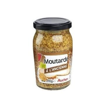 Auchan moutarde à...