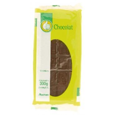 Pouce chocolat noir 3x100g
