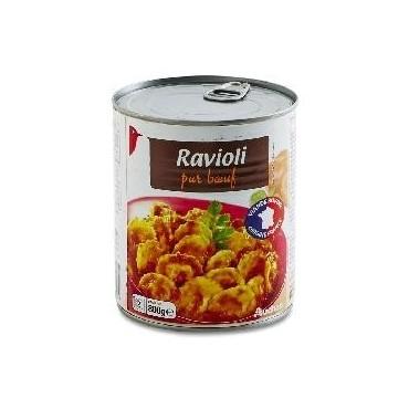 Auchan ravioli 800g