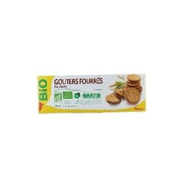 AUCHAN Biscuit Cacao Bio 185G