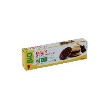 Auchan Bio biscuits nappés...